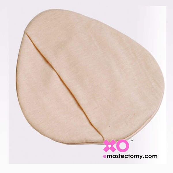Fabric Cover for Triangle Shape Breast Forms
